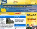 Plate-forme de blogs d'Expedia.fr